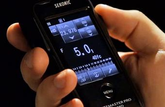 Ryan Walters on Filmmaking with the Touchscreen L-478 Series Light Meters