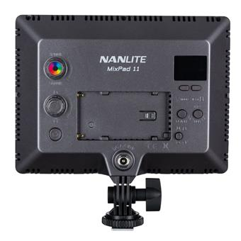 Nanlite Nanlite MixPad 11 Bicolor + RGB Hard and Soft Light LED Panel