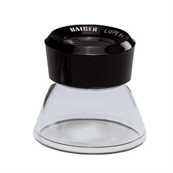 Kaiser Base Magnifier, 8-fold magnification