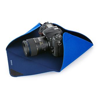 NOVOFLEX BLUE-WRAP-L - Neoprene Wrap Blue - 15x15in/ 38x38cm