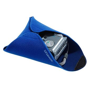 NOVOFLEX BLUE-WRAP-S - Neoprene Wrap Blue - 8x8in/ 20x20cm
