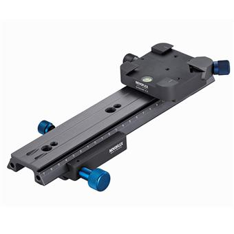 NOVOFLEX CASTEL-XQ-II - Focusing Rack with Q-Mount XD Quick Release Base