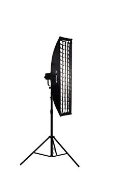 Nanlite Nanlite Fabric Grid for Stripbank Softbox (12x55in)