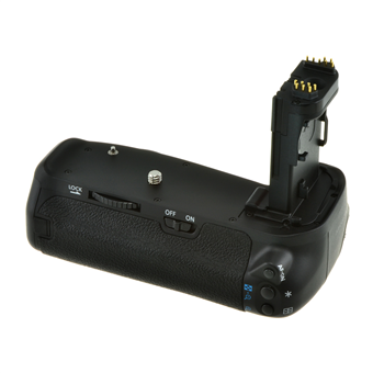 Jupio Battery Grip for Canon EOS 70D / EOS 80D (BG-E14)