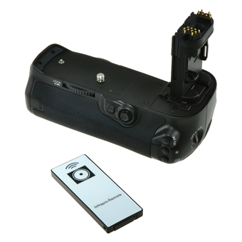Jupio Battery Grip for Canon 7D MK II (BG-E16)