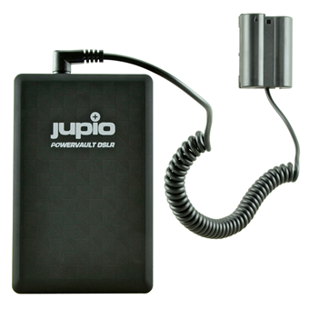 Jupio PowerVault DSLR LP-E8 - 28Wh