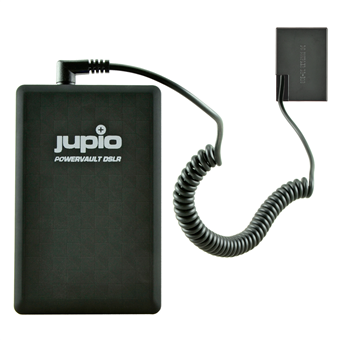 Jupio PowerVault DSLR LP-E17 - 28Wh