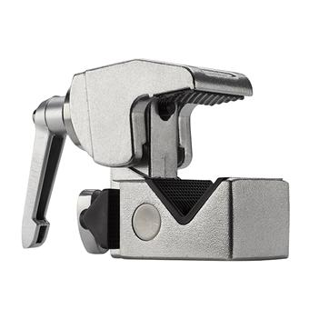 Kupo Convi Clamp with Adjustable Handle - Silver