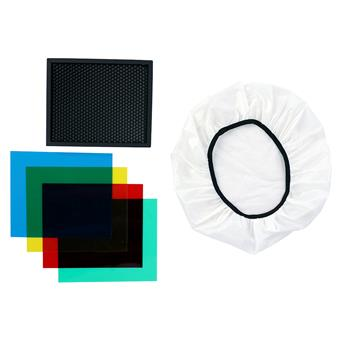 Phottix Phottix Kali600 Honeycomb Grid and Gel Kit