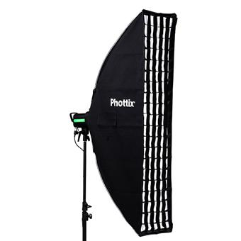 Phottix Solas Strip Softbox with Grid 14