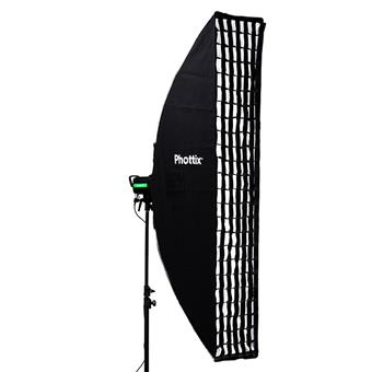 Phottix Solas Strip Softbox with Grid 16