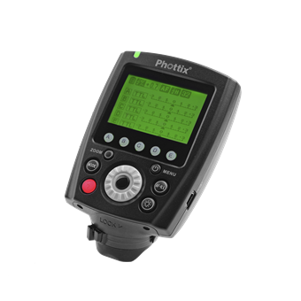 Phottix Odin II TTL Flash Trigger Transmitter for Pentax