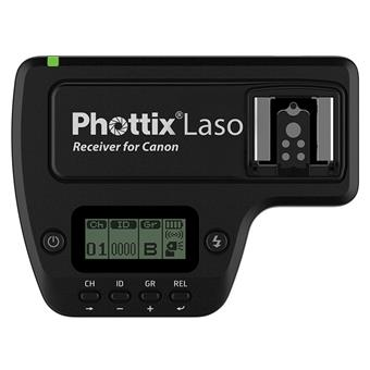 Phottix Laso TTL Flash Receiver For Canon Cameras and Flashes