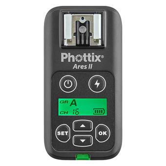 Phottix Ares II Wireless Flash Trigger Receiver Only