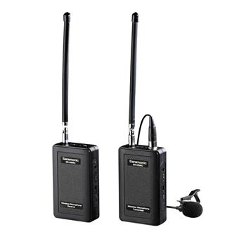 Saramonic SR-WM4C 4-Channel VHF Wireless Lavalier Microphone System for DSLR, Mirrorless and Video Cameras