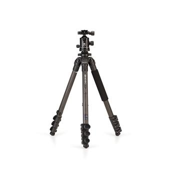 Benro TAD28CB2 Adventure 8X Carbon Fiber Tripod with Ballhead