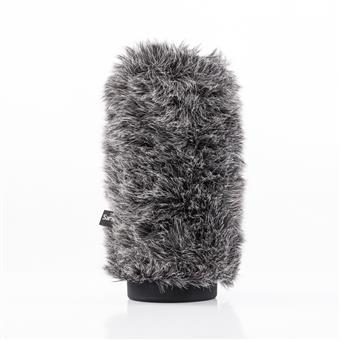 Saramonic TM-WS1 Professional Furry Windshield for SR-TM1 and Mid-Sized Shotgun Microphones 19-24 mm in diameter